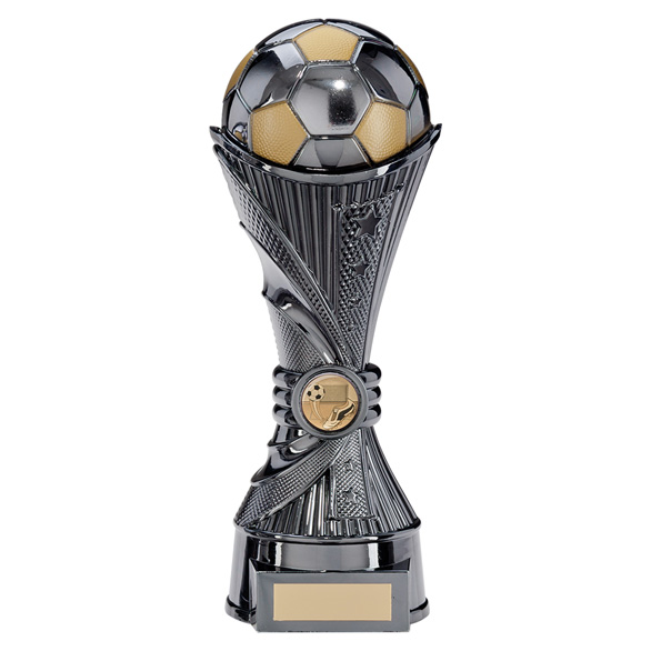 All Stars Football Heavyweight Gunmetal & Gold 250mm