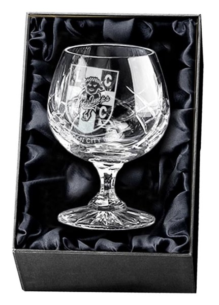 Crystal Presentation Brandy Glass