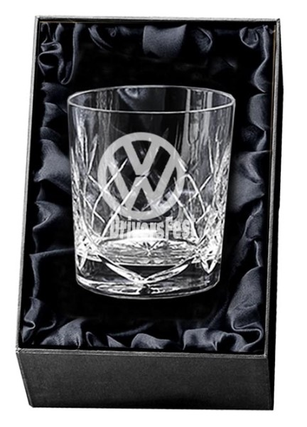Crystal Presentation Whiskey Glass