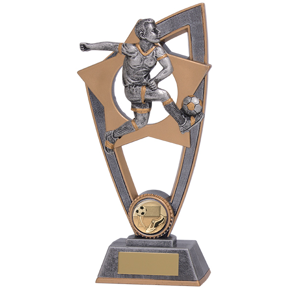 Star Blast Football Male Award 200mm