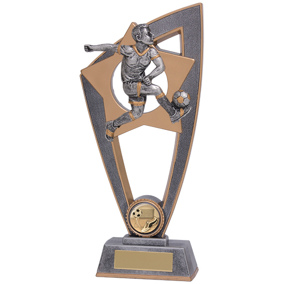 Star Blast Football Male Award 230mm