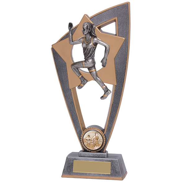 Star Blast Running Athletics Award 230mm