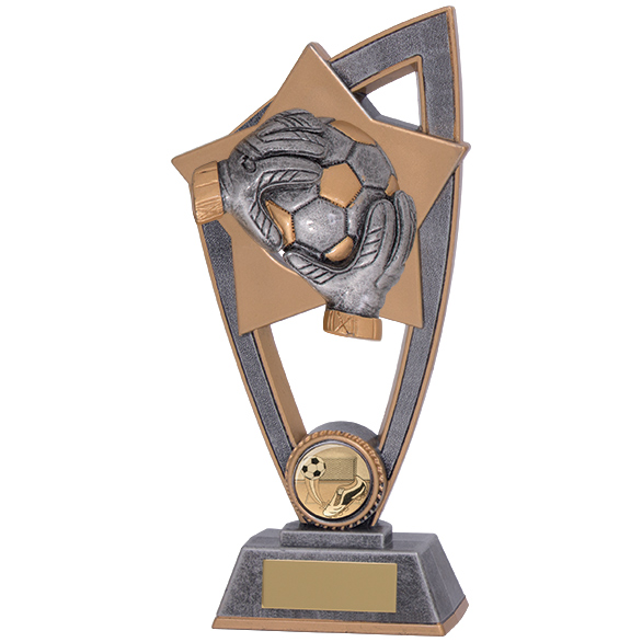 Star Blast Football Goalkeeper Award 200mm