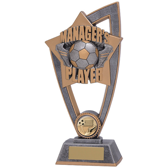 Star Blast Managers Player Award 200mm