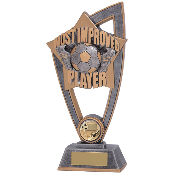 Star Blast Most Improved Player Award 200mm
