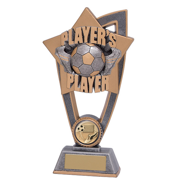 Star Blast Players Player Award 180mm
