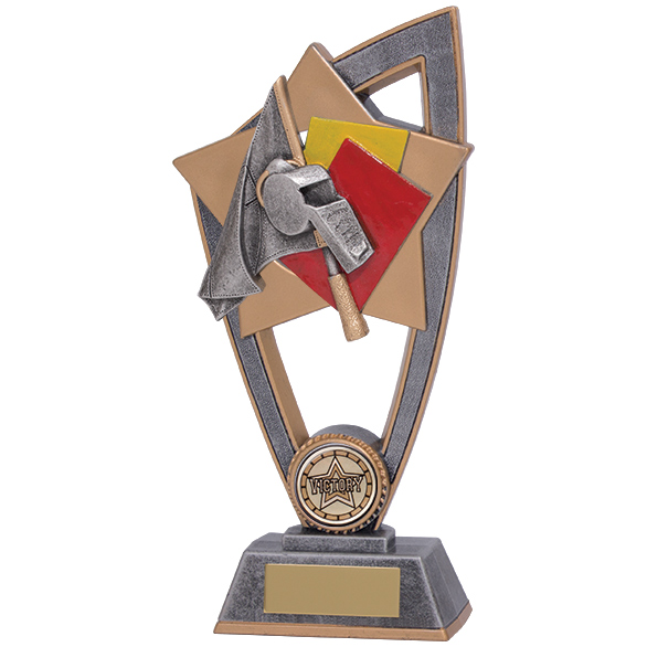 Star Blast Referee Whistle Award 200mm