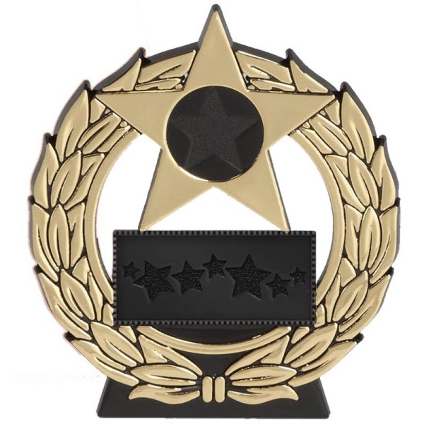 Self Standing Mega Star Economy Plaque