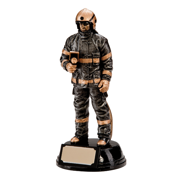 Motion Extreme Firefighter Trophy 190mm