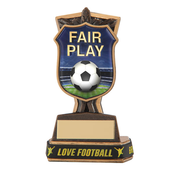 Titans Football Fair Play Award & TB 135mm