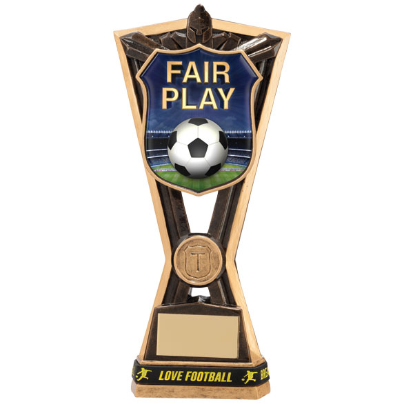 Titans Football Fair Play Award & TB 190mm