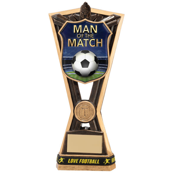 Titans Man Of The Match Award & TB 210mm