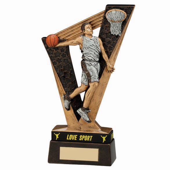 Victory Basketball Award & TB 180mm