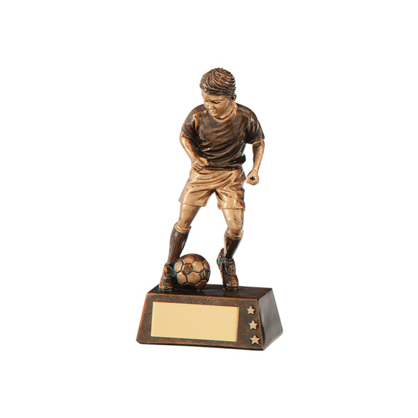 Protege Boy Football Award 125mm