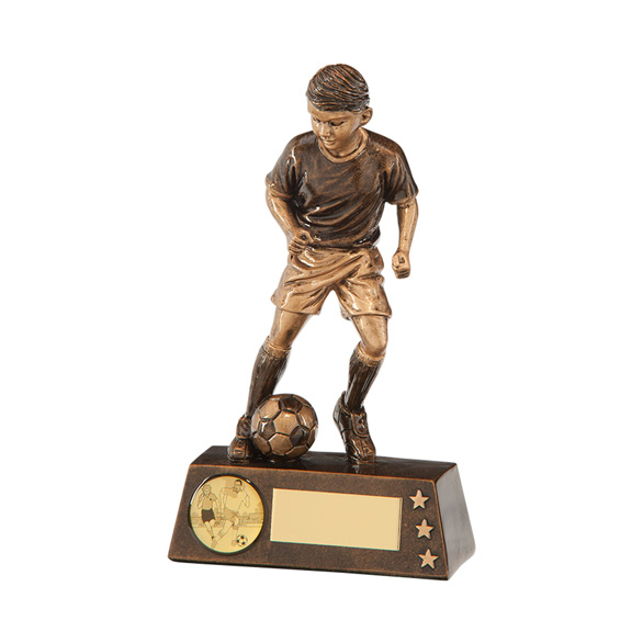 Protege Boy Football Award 150mm