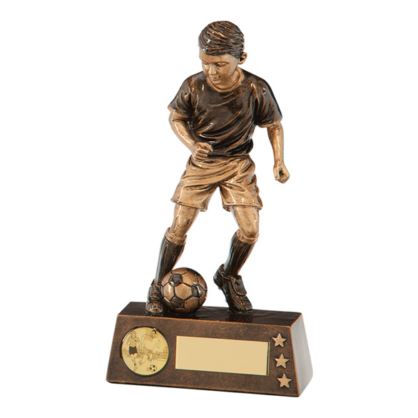 Protege Boy Football Award180mm