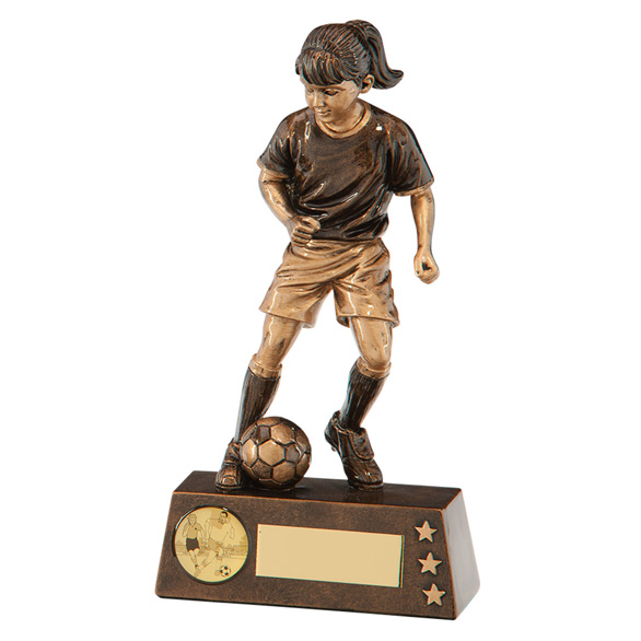 Protege Girl Football Award 180mm