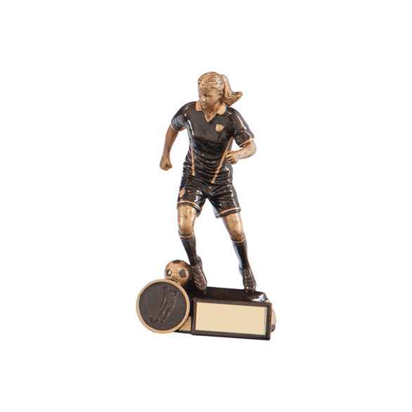 Marauder Female Football Award 155mm