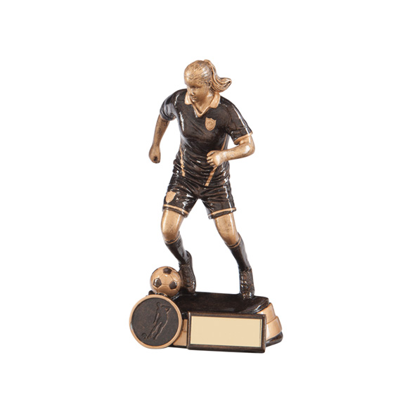 Marauder Female Football Award 170mm