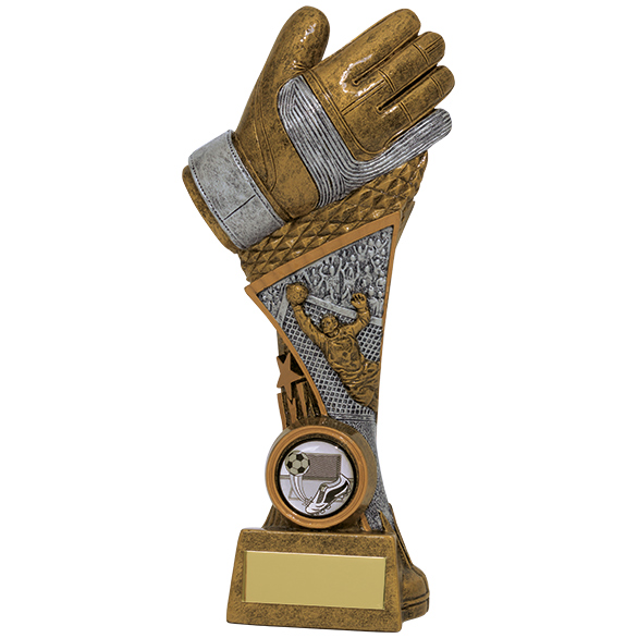 Century Football Goalkeeper Award 225mm
