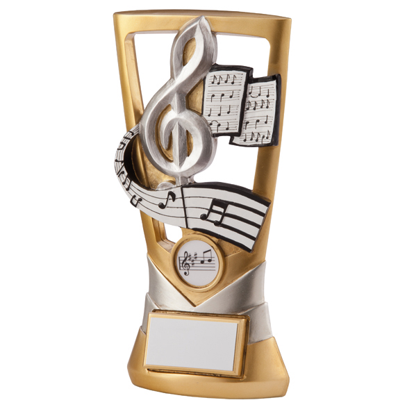 Music Velocity Series Trophy