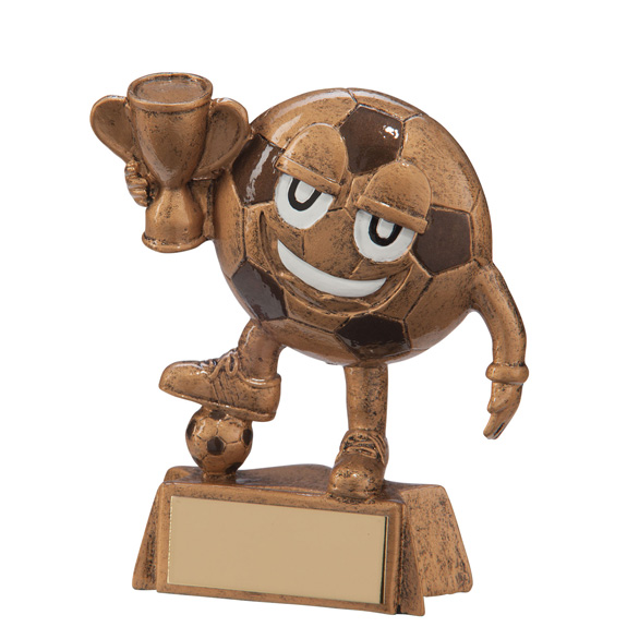 Happy Little Football Award 90mm