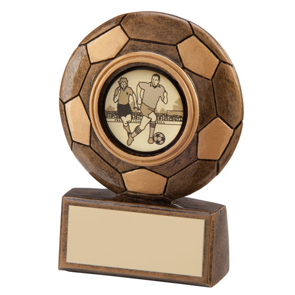 Mini Ball Football Award 75mm
