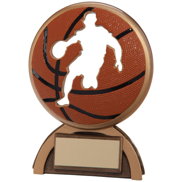 The Shadow Basketball Award 140mm