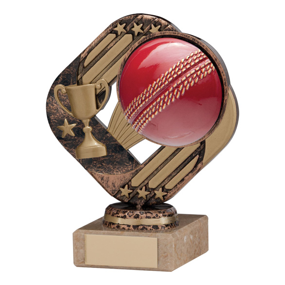 Cricket Trophy Galaxy Legend Block Series 130mm