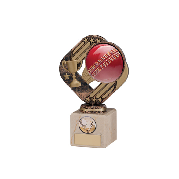 Cricket Trophy Galaxy Legend Block Series 160mm
