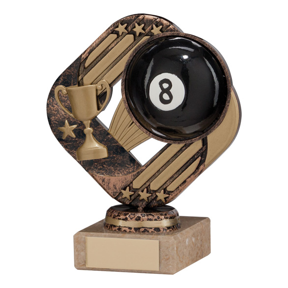 Galaxy Legend Block Trophy Pool 130mm