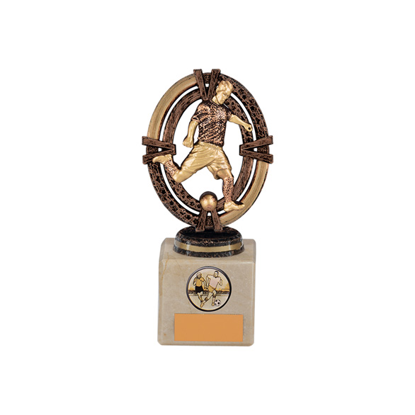 Maverick Legend Football Player Bronze 150mm