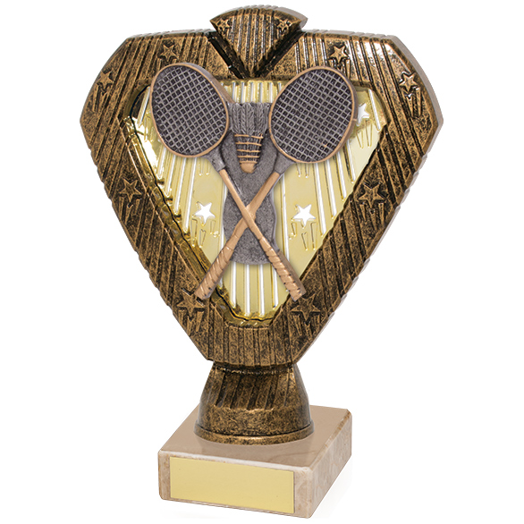 Hero Legend Badminton Award 165mm