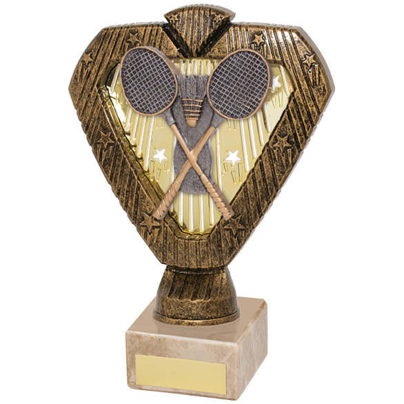 Hero Legend Badminton Award 180mm