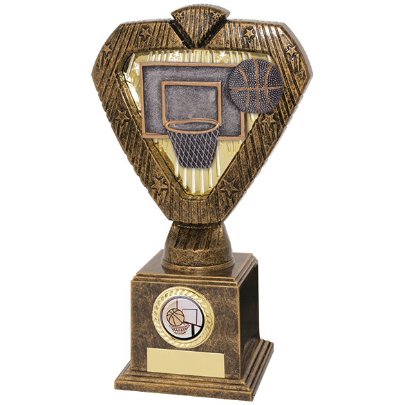 Hero Legend Basketball Award 215mm