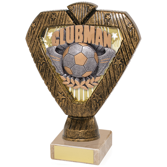 Hero Legend Clubman Award 165mm