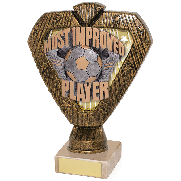Hero Legend Most Improved Player Award 165mm