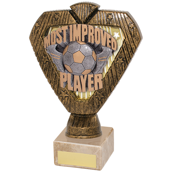 Hero Legend Most Improved Player Award 180mm