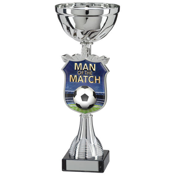Titans Football Man Of The Match Cup 250mm