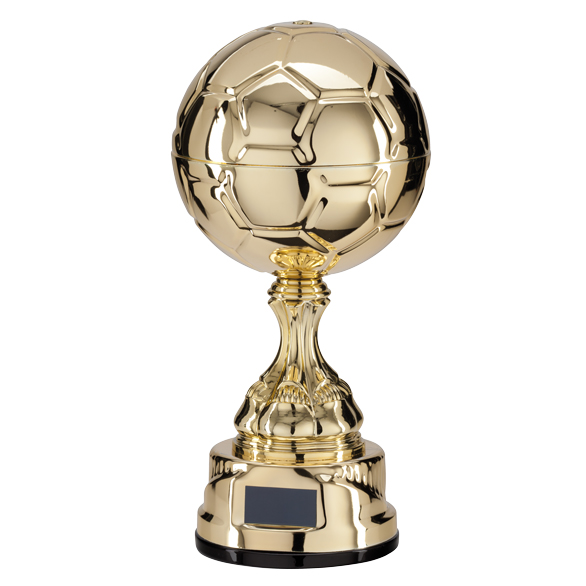 Maxima Gold Football Trophy 420mm