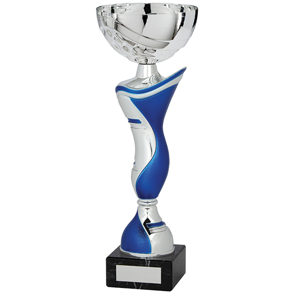 King Cup Silver & Blue 270mm