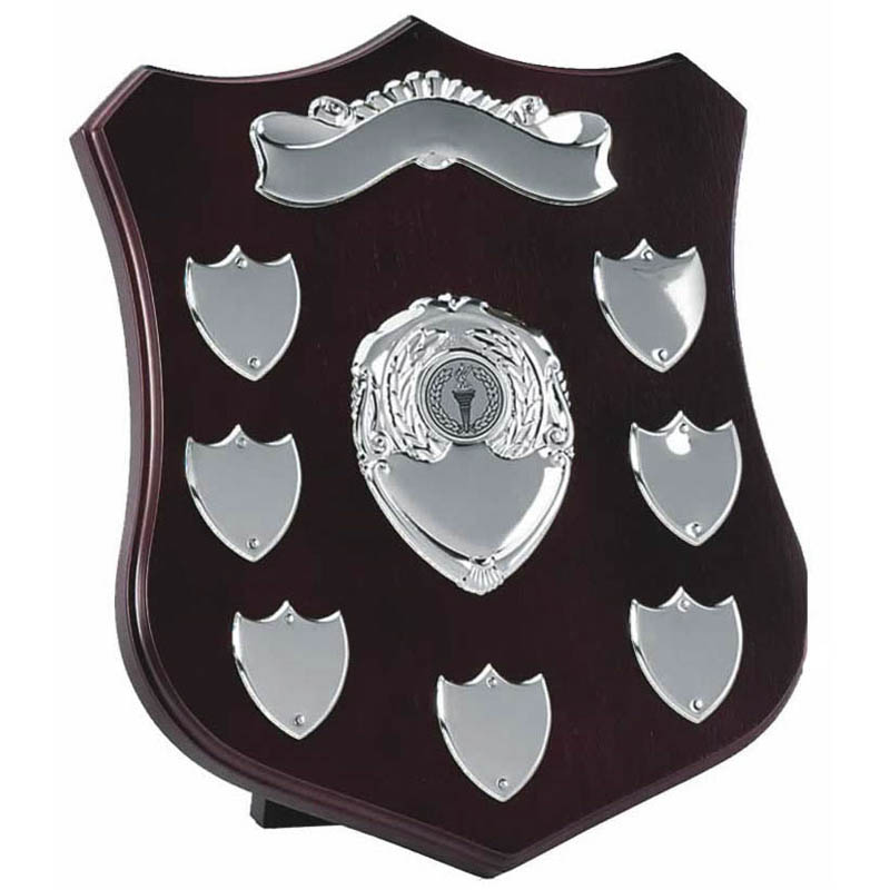 Champion Silver Annual Shield 255mm