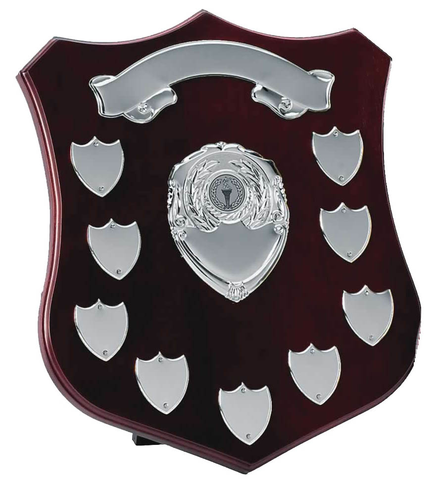 Champion Silver Annual Shield 305mm