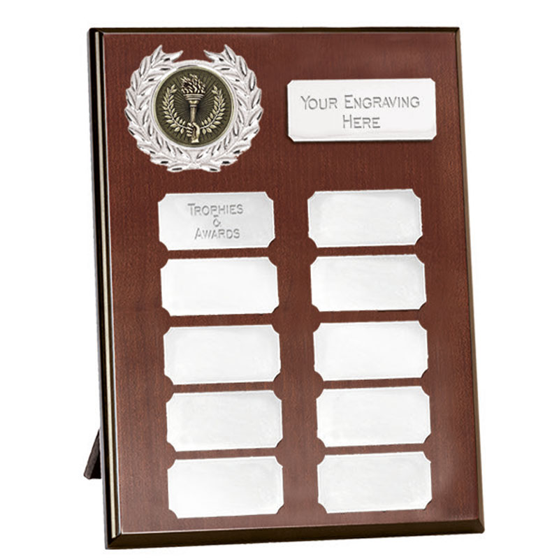 Westminster Budget Record Plaque 175mm