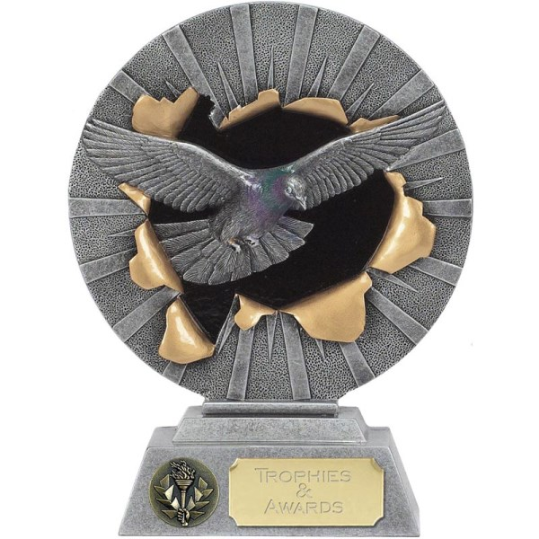 Xplode' Pigeon Racing Trophy
