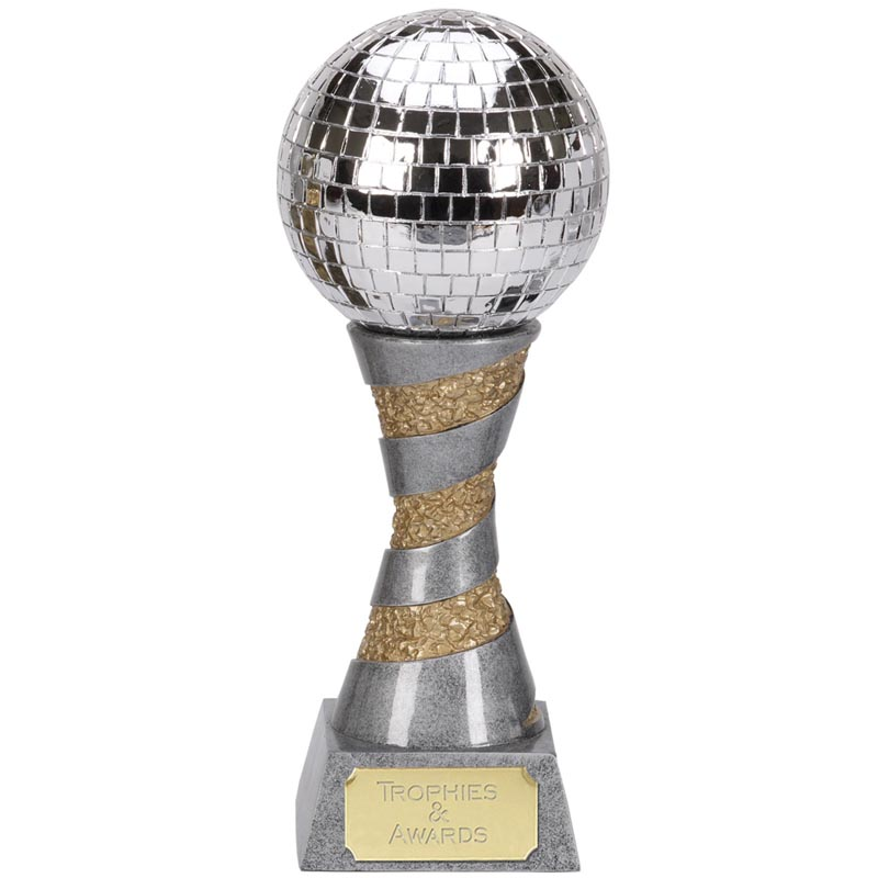 Xplode Mirrorball Column Trophy